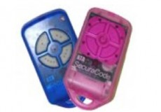 ATA PTX4 Blue/Pink Gate & Garage Remote Control