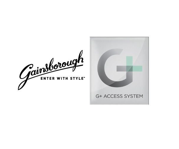 gainsborough g plus logo
