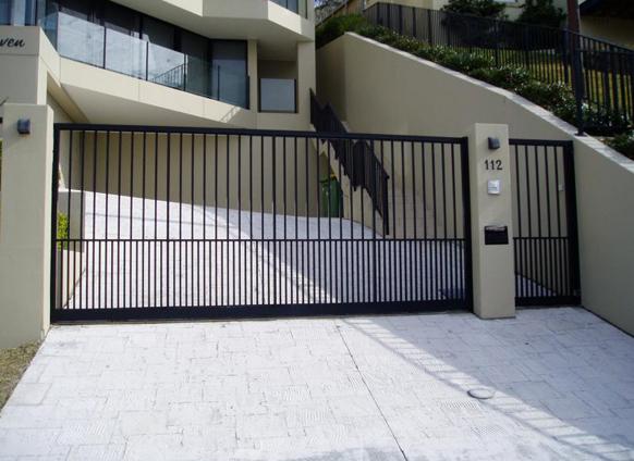 Slide Gate Motors
