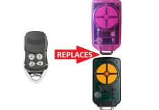 ATA PTX-5 Replacement Remotes