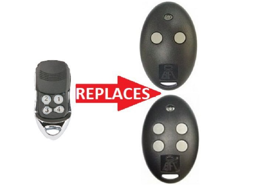 merlin remote control openers instructions