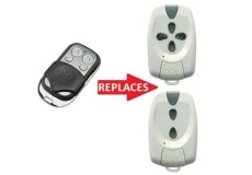 DEA Replacement Remote