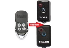 BOSS Steel-Line Replacement Remote
