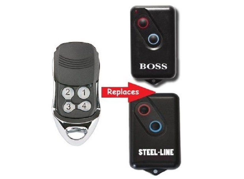 Boss Steel Line Replacement Remote Samtgatemotors