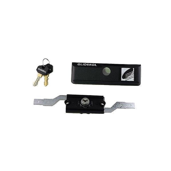 Gliderol Replacement Garage Roller Door Faceplate Lock