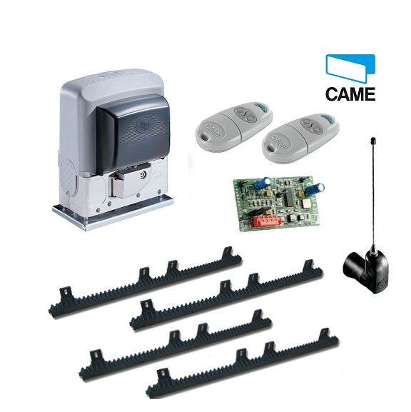 Came Bk 2200 Sliding Gate Motor Kit Samtgatemotors