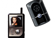 OZ-View Wireless Video Intercom