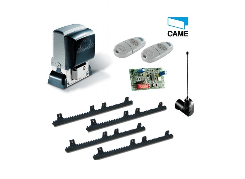 Came Bx 246 Sliding Gate Motor Kit Samtgatemotors