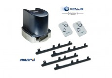 Genius Milord 5C Slide Gate Motor Kit