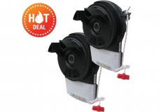 2 x SAMT RGD500 Roller Door Motor Kit