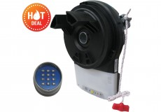 SAMT RGD500 Roller Door Motor Kit w/ Wireless KeyPad