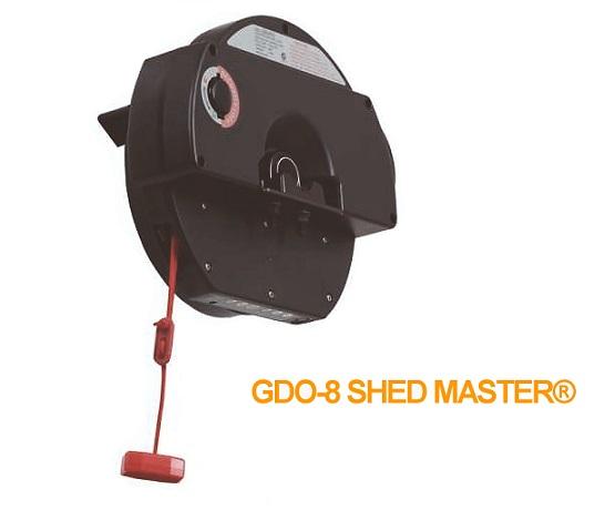 GDO-8 SHED MASTER 555x460