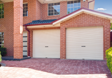 Gliderol Single Garage Roller Doors 2.4m (w) x 2.2m (h)