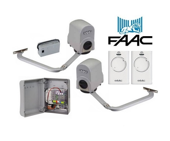FAAC 391 555x460