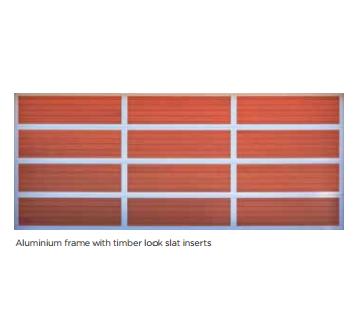 Gliderol Master Series Custom Designed Garage Doors