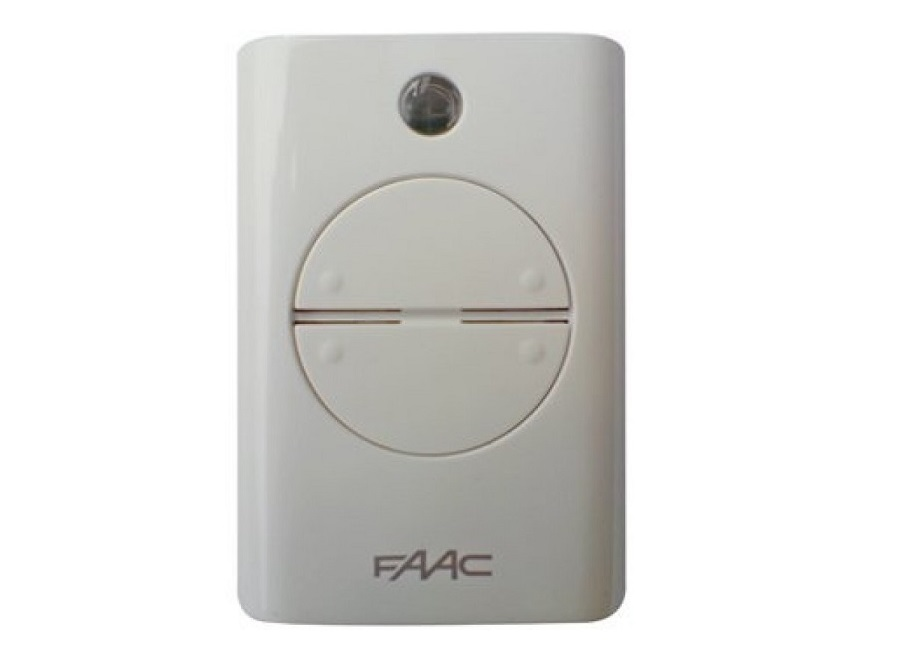 Faac Xt4 433mhz Four Channel Rolling Code Rc Remote
