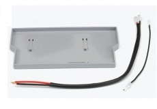 FAAC E124 Battery Support Tray & Cables