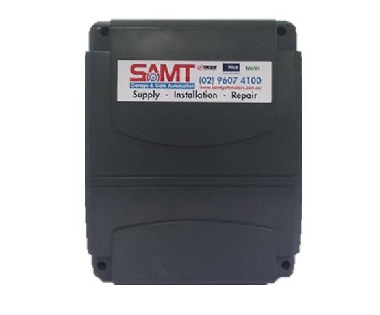 Samt Swg350 Single Swing Gate Motor Kit Samtgatemotors