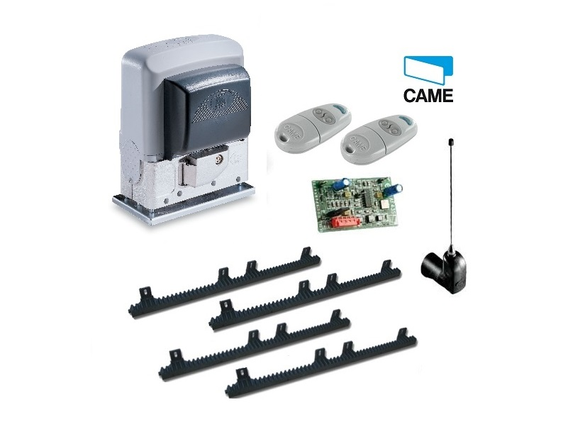Came Bk 800 Sliding Gate Motor Kit Samtgatemotors