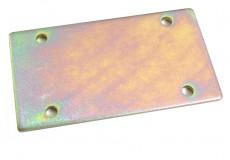FAAC Rear Mounting Flat Plate