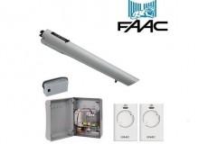 FAAC 418 24V Single Swing Gate Opener