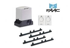 FAAC 740 Slide Gearmotor Kit