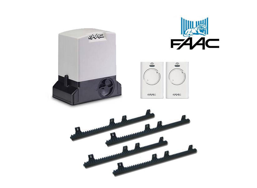 Faac 740 Slide Gearmotor Kit Samtgatemotors
