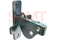 Galvanised D Pattern Gate Latch