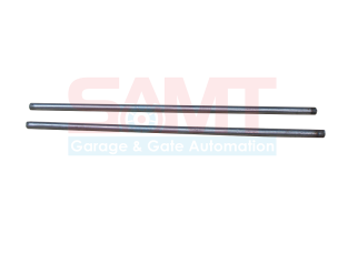 Sectional Panel Lift Garage Door Tension Bar And Winding