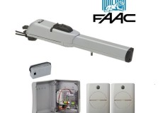 FAAC 413 230Vac Single Swing Gate Opener