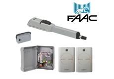 FAAC 415 230Vac Single Swing Gate Operator