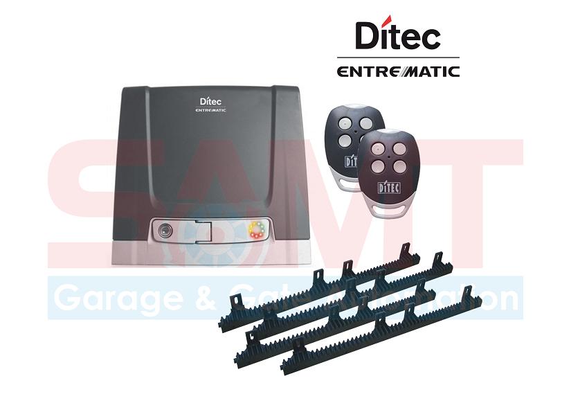Ditec Neos 600 Slide Gate Operator Samtgatemotors