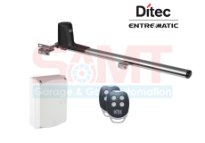 Ditec OBBI 3BHK Swing Gate Operator Single Leaf