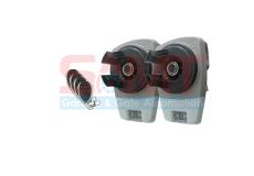 2x Roller Garage Door Motor Opener Automatic with 4 x Remotes