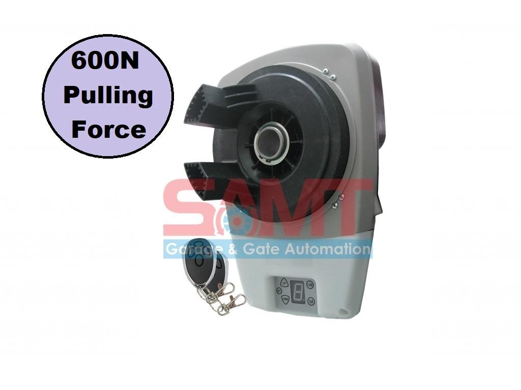 Roller garage door motor opener automatic with remotes