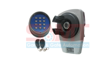 Roller Garage Door Motor Opener Automatic with 2 x Remotes and Keypad