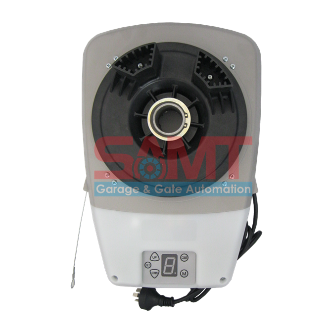 Roller Garage Door Motor Opener Automatic With 2 X Remotes