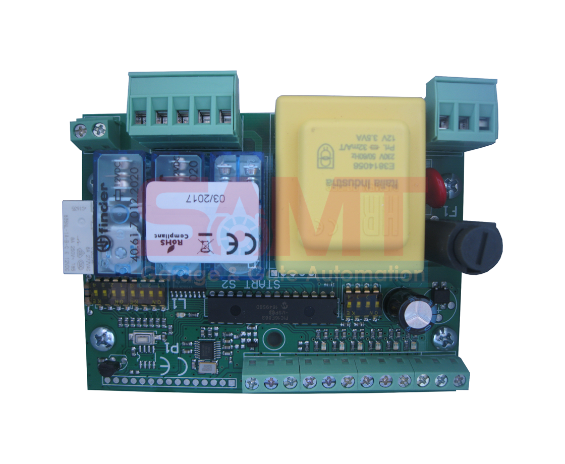 230v Ac Control Board For Rolling Shutters Awnings And