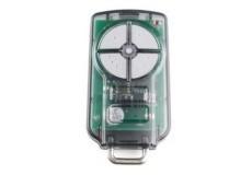 ATA PTX5v2 Black Trio-Code Garage Door Remote