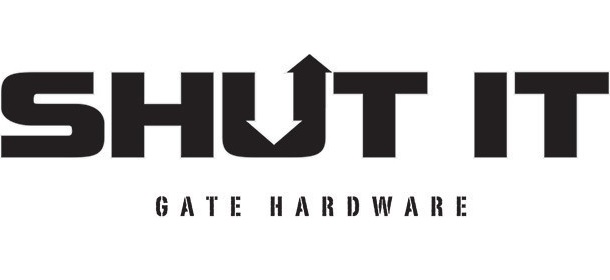 Shut It Industrial Gate Hardware
