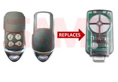 ATA PTX-5 v2 Replacement Remotes