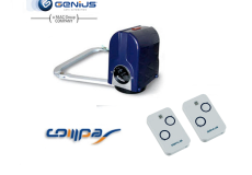 Genius Single COMPAS24 Gate Opener Kit