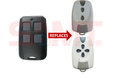 DEA GENIE Waterproof Replacement Remote