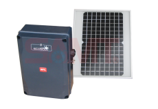 NEW BFT ECOSOL Solar Panel and Control Unit