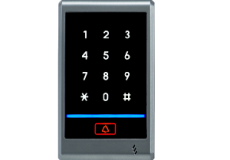 Stand-alone Waterproof Proximity Access Control