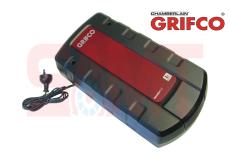Grifco Commercial Sectional Panel Door Opener Motor Carpark Basement Motor 2.4m