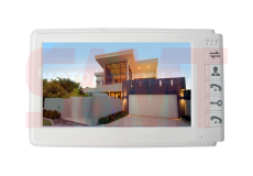 "[EXTRA] NEW 7"" White ECO Intercom Monitor"