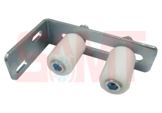 Nylon Gate Rollers (Medium)