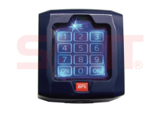 BFT Q.BO TOUCH Wireless Digital Touch Keypad