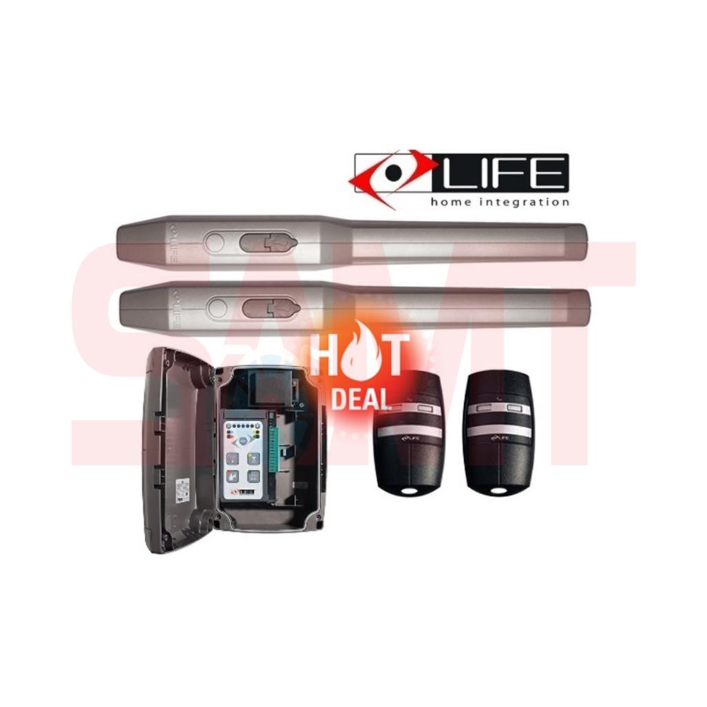 Life Setup Op5 Uni Dl Easy Swing Gate Motor Kit